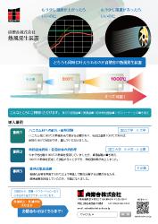 熱風発生装置導入事例シ